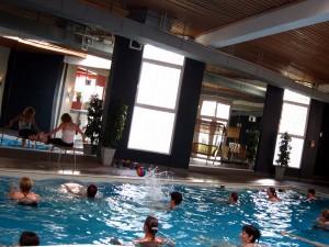 Aqua Aerobics in Riga