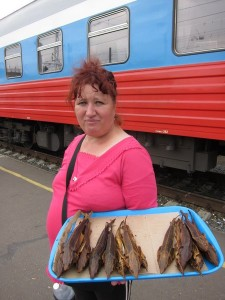 The Trans Siberian Railroad — The Journey Begins