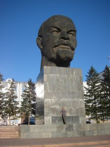A Whole Lotta Lenin